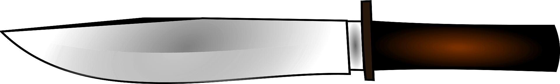 Knife clipart transparent 2