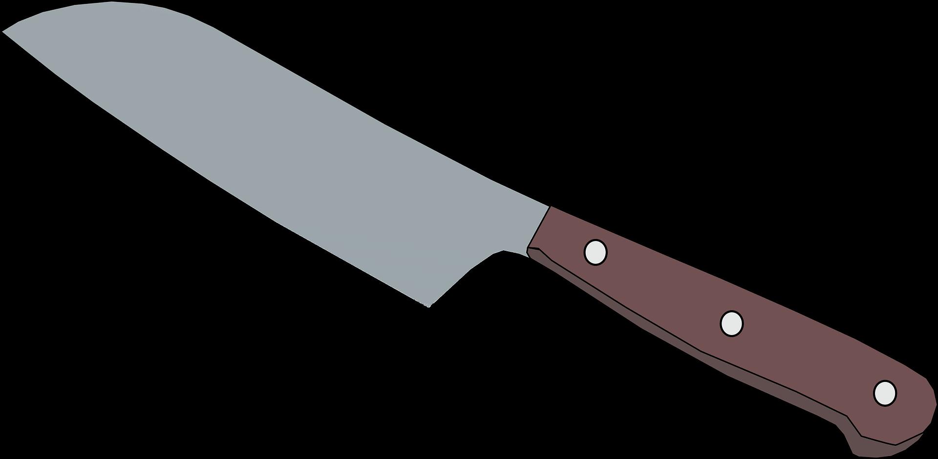 Knife clipart transparent 9