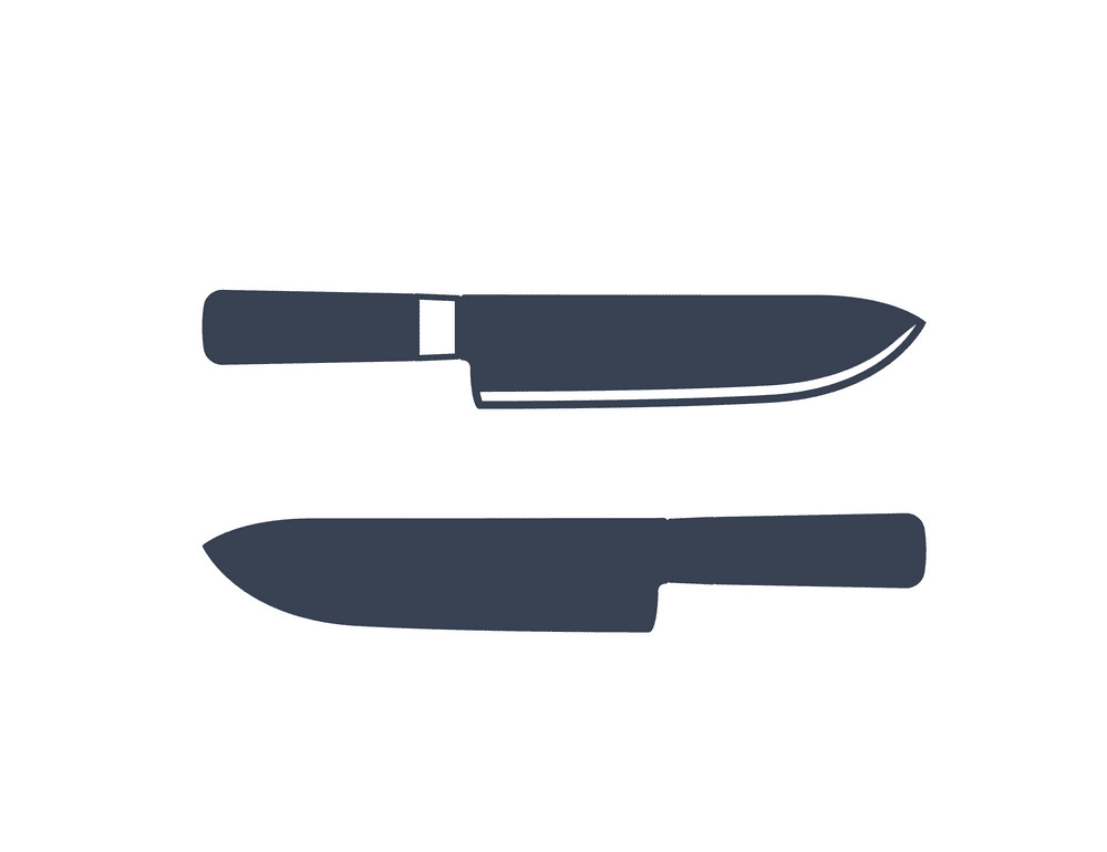 Knives clipart png