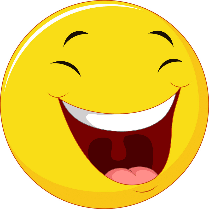 Laughing Face clipart image