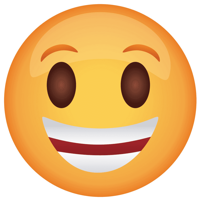 Laughing Face clipart png free