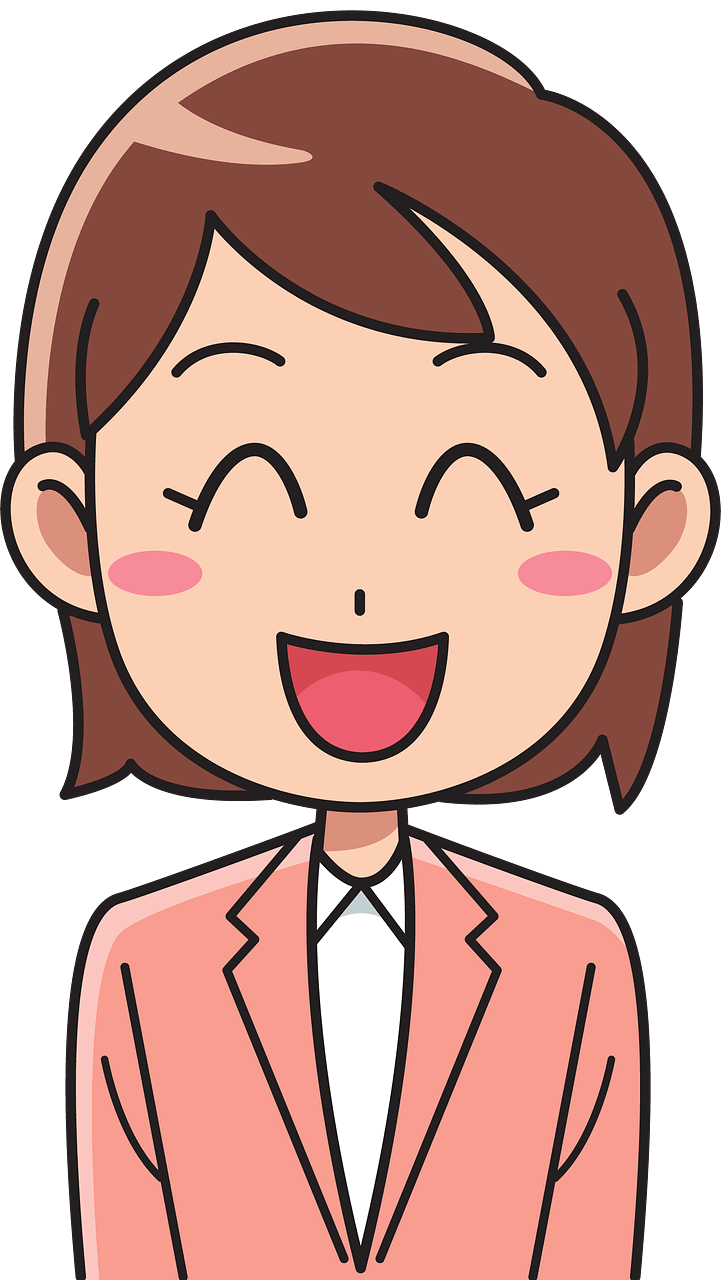 Laughing clipart transparent 6