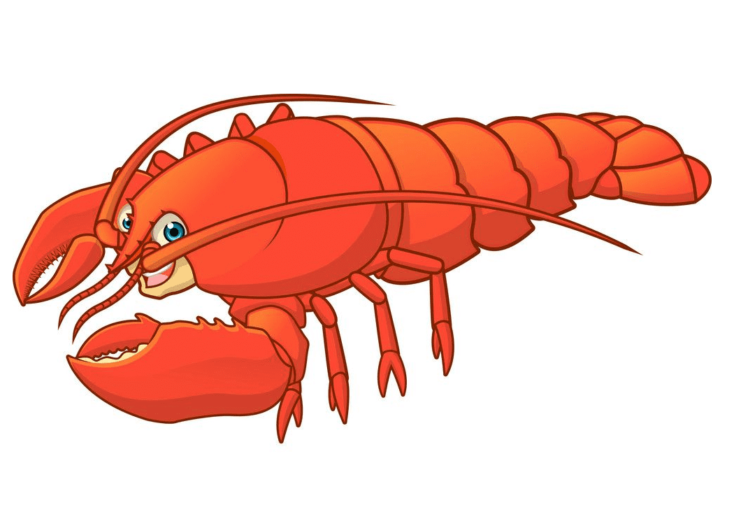 Lobster clipart 2