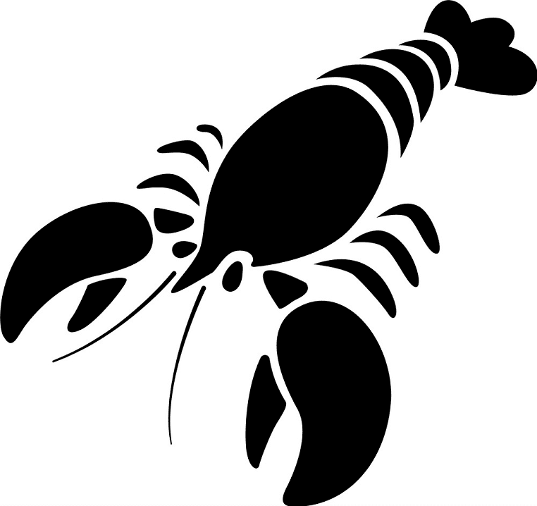 Lobster clipart 3
