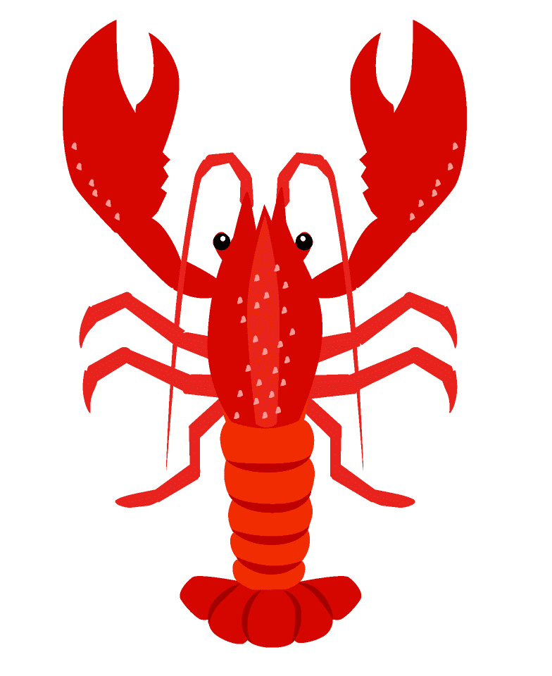 Lobster clipart 8