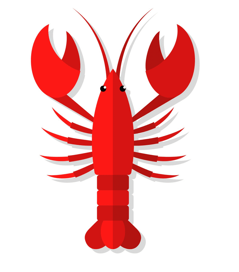 Lobster clipart free image