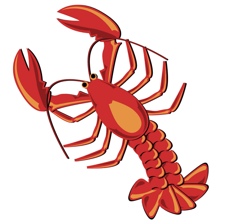 Lobster clipart free