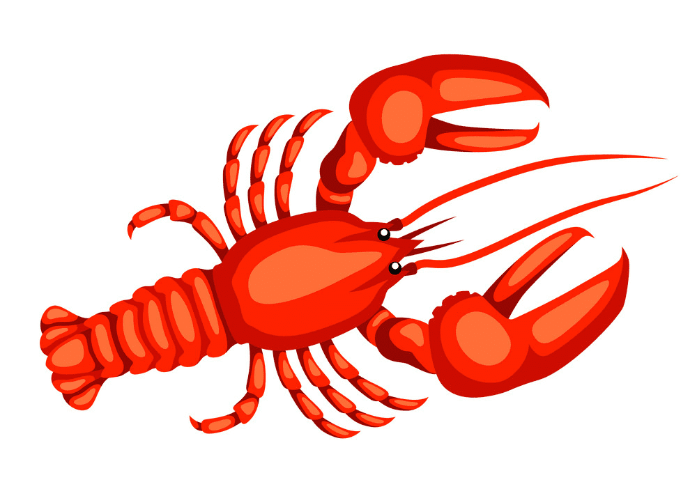 Lobster clipart png free