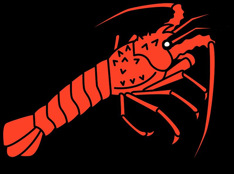 Lobster clipart transparent 15