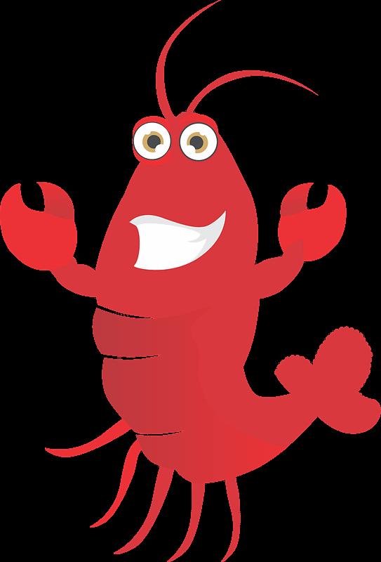 Lobster clipart transparent 16
