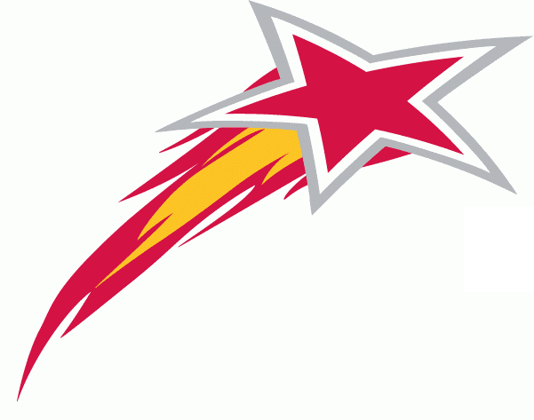 Logo Shooting Star clipart