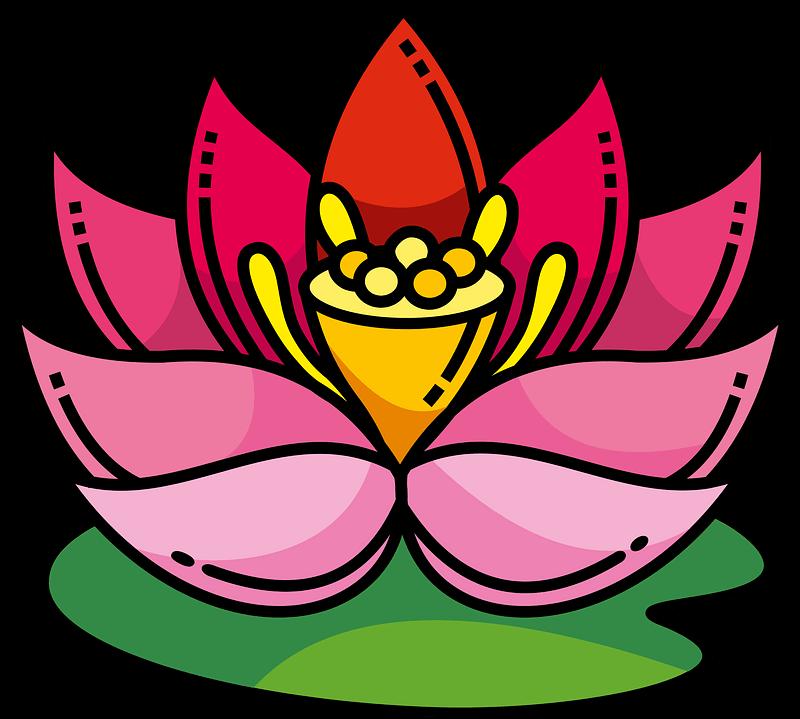 Lotus clipart transparent 3
