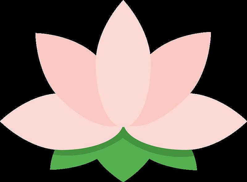 Lotus clipart transparent 4