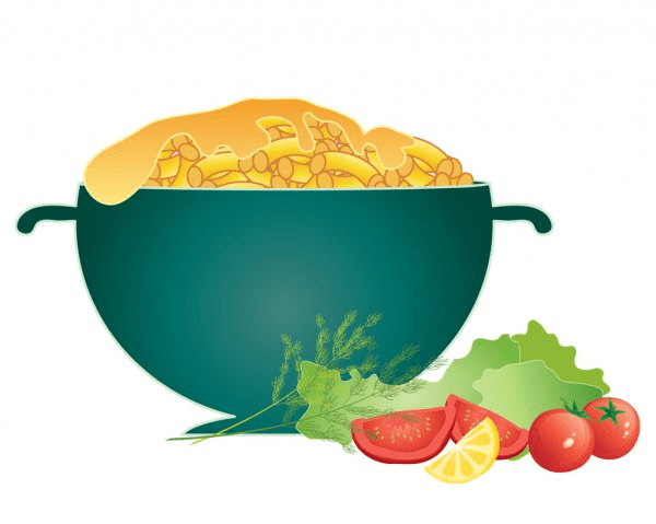 Mac and Cheese clipart free