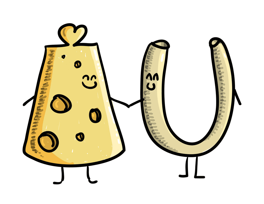 Mac and Cheese clipart images