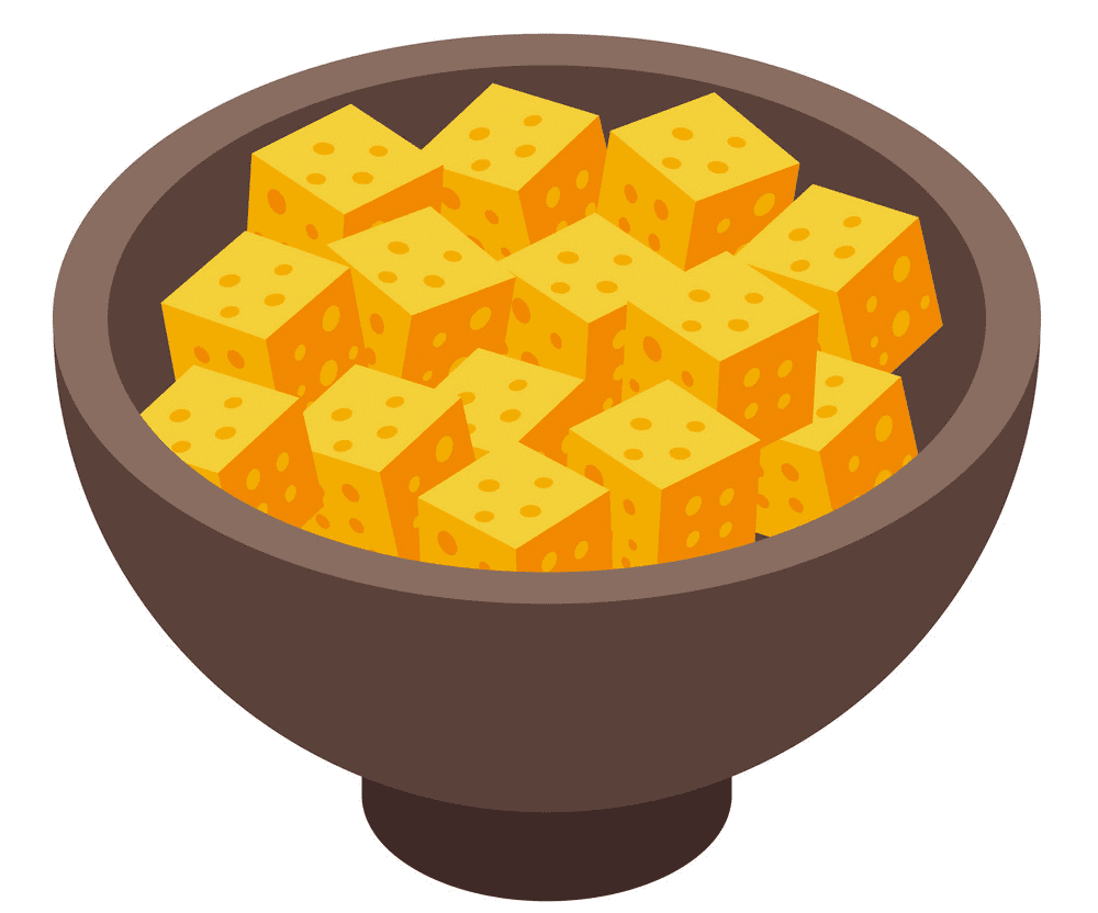 Mac and Cheese clipart png image
