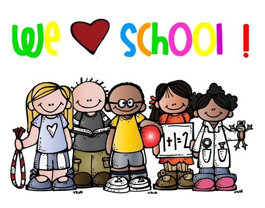 Melonheadz Clipart School