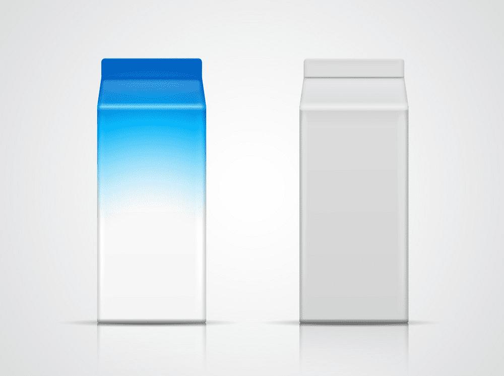 Milk Carton clipart 1