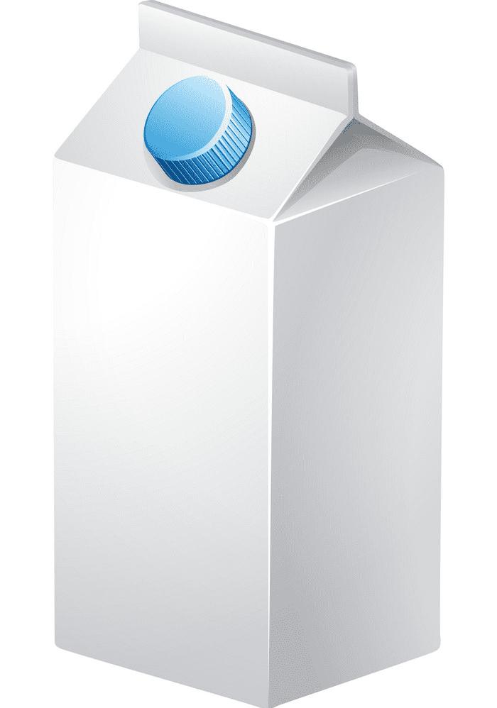 Milk Carton clipart 10