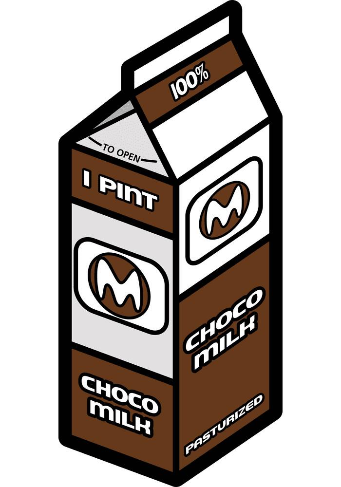 Milk Carton clipart 6
