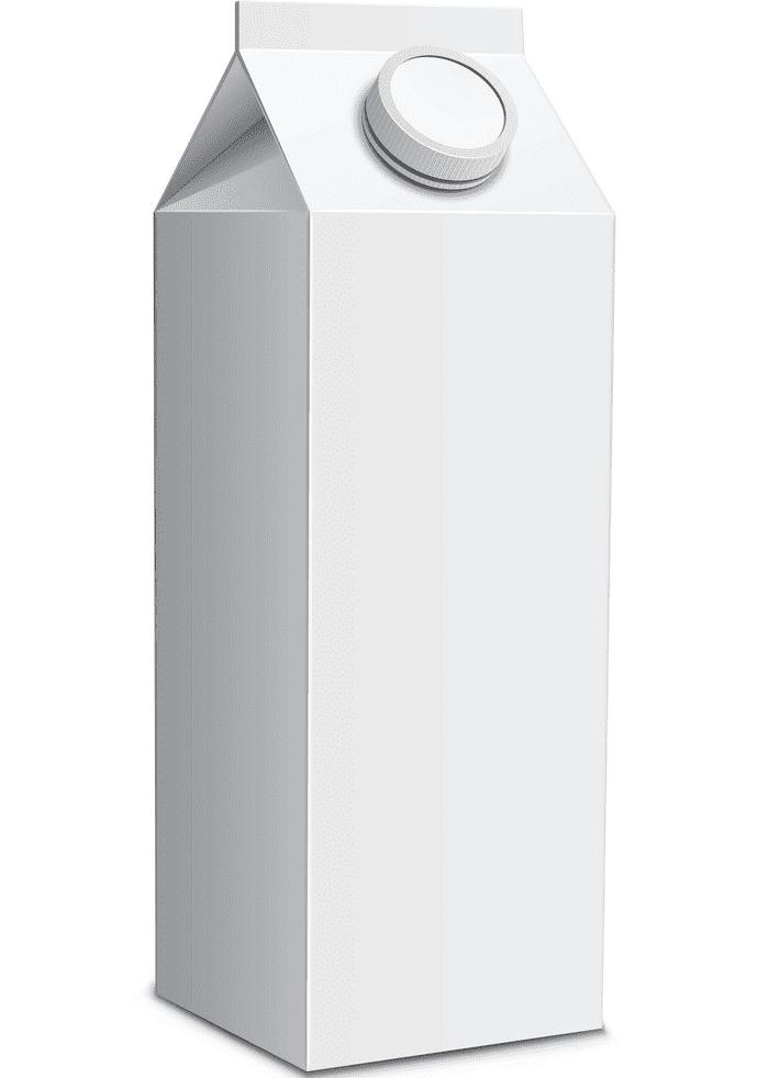 Milk Carton clipart 8