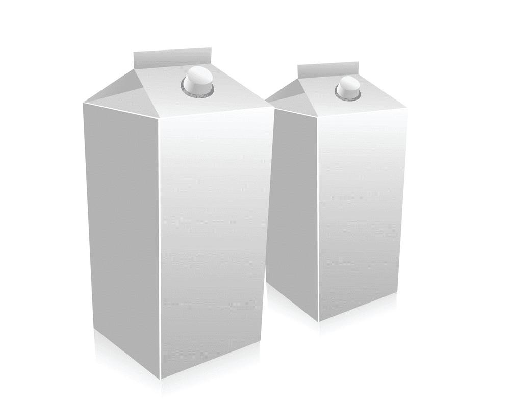 Milk Carton clipart 9