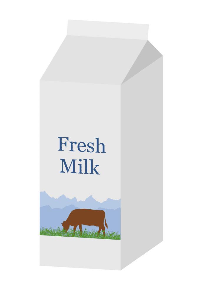 Milk Carton clipart download