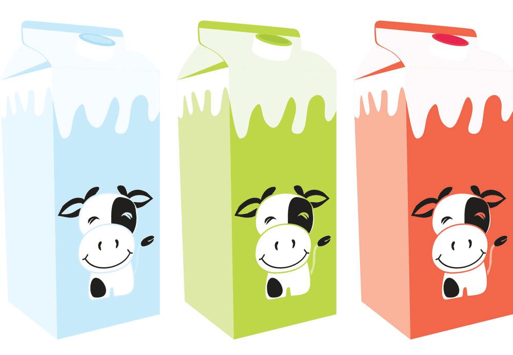 Milk Carton clipart images
