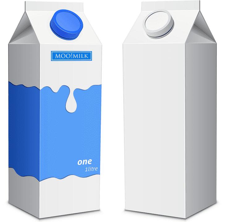 Milk Carton clipart png image