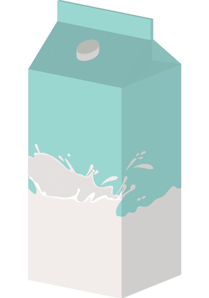 Milk Carton clipart png images