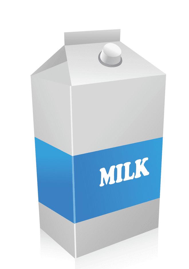 Milk clipart 3