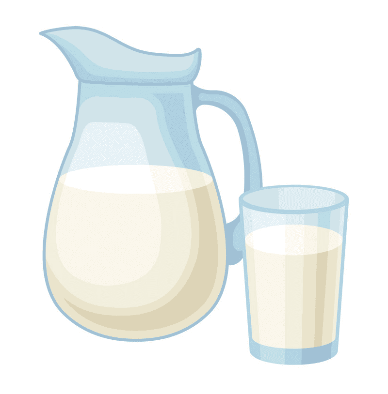 Milk clipart for free