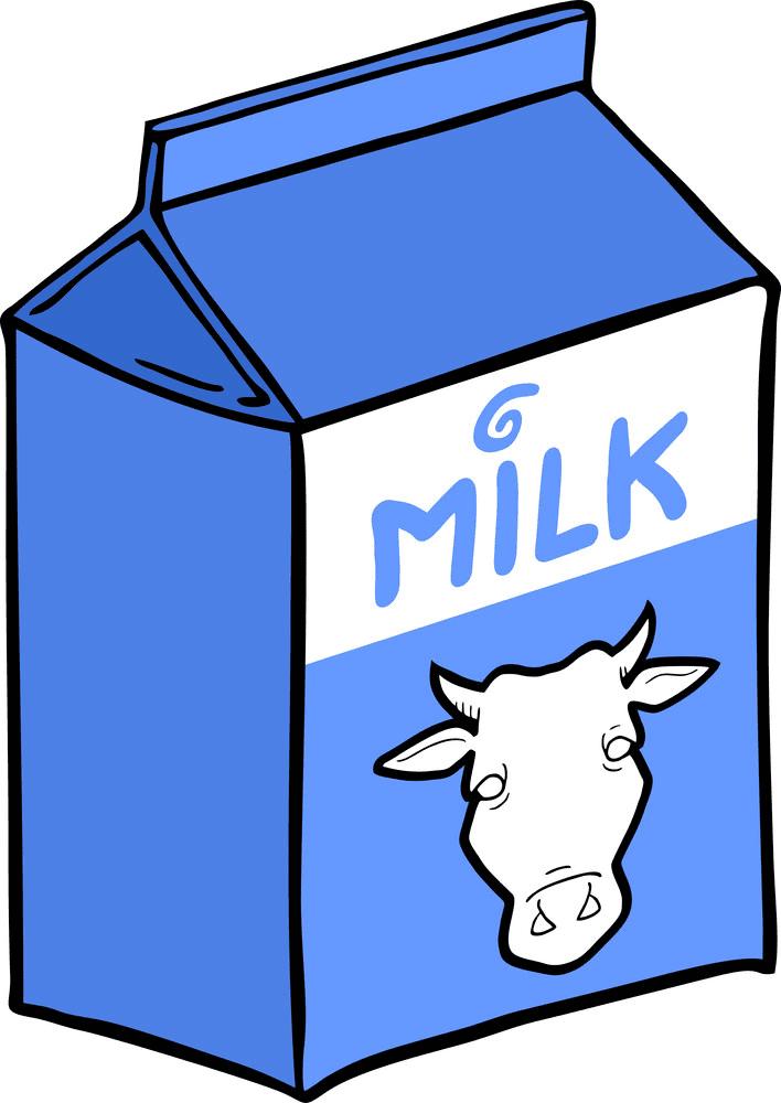 Milk clipart free download