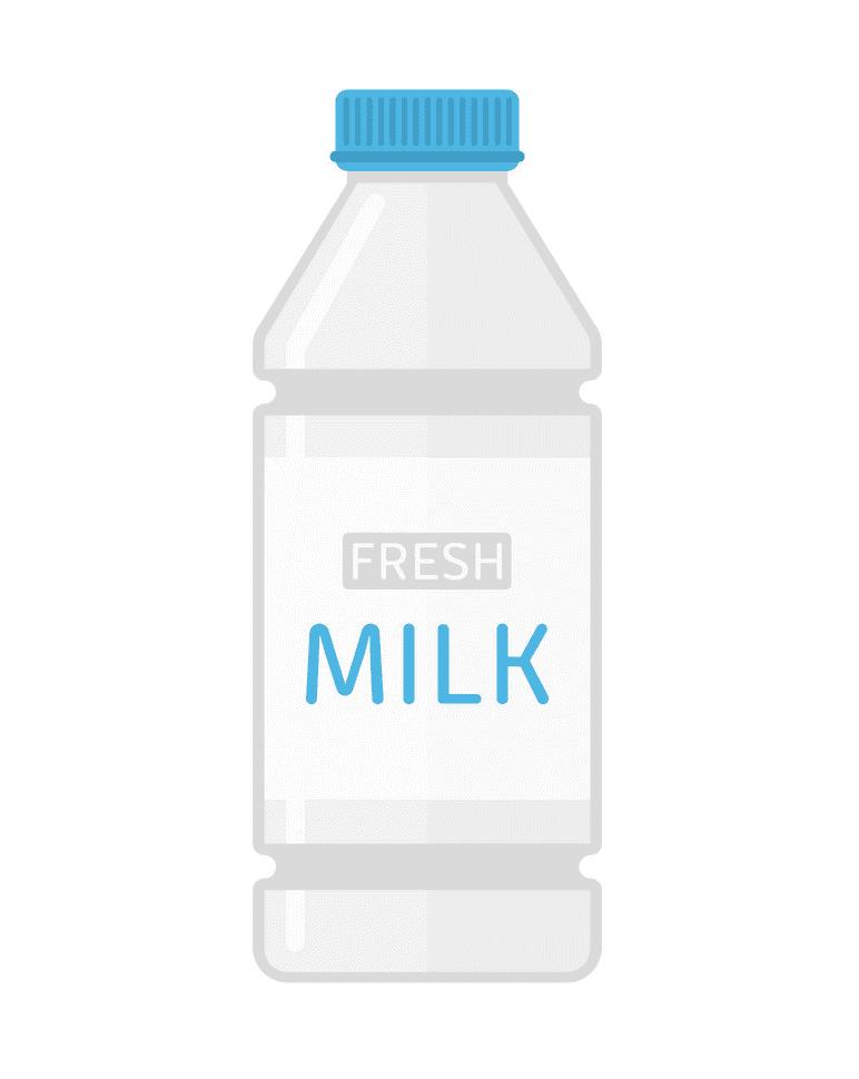 Milk clipart free images