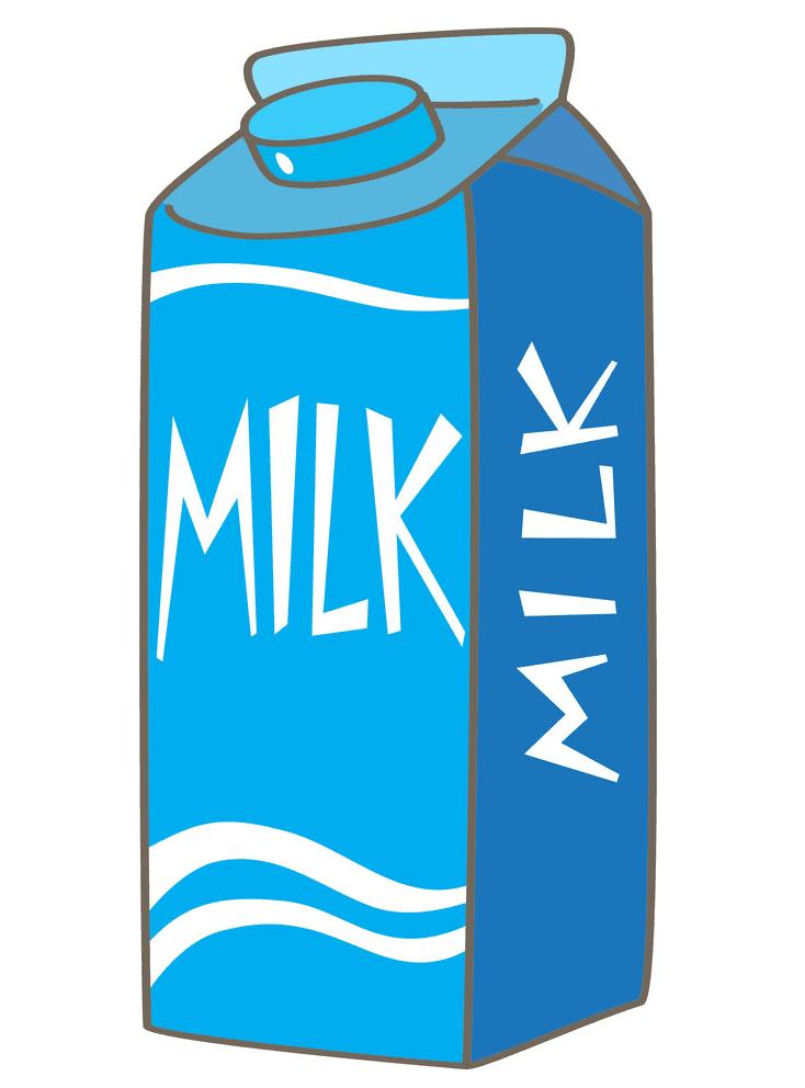 Milk clipart image