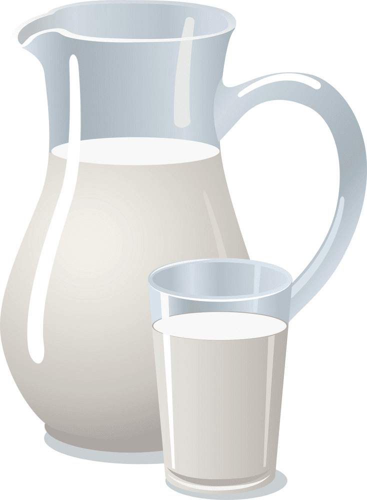 Milk clipart images