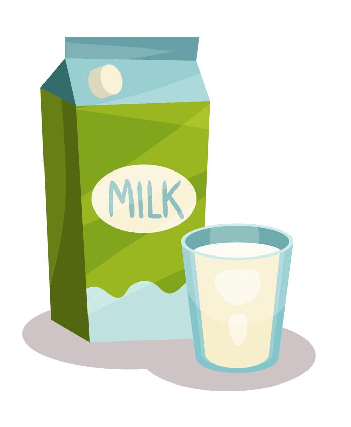 Milk clipart png