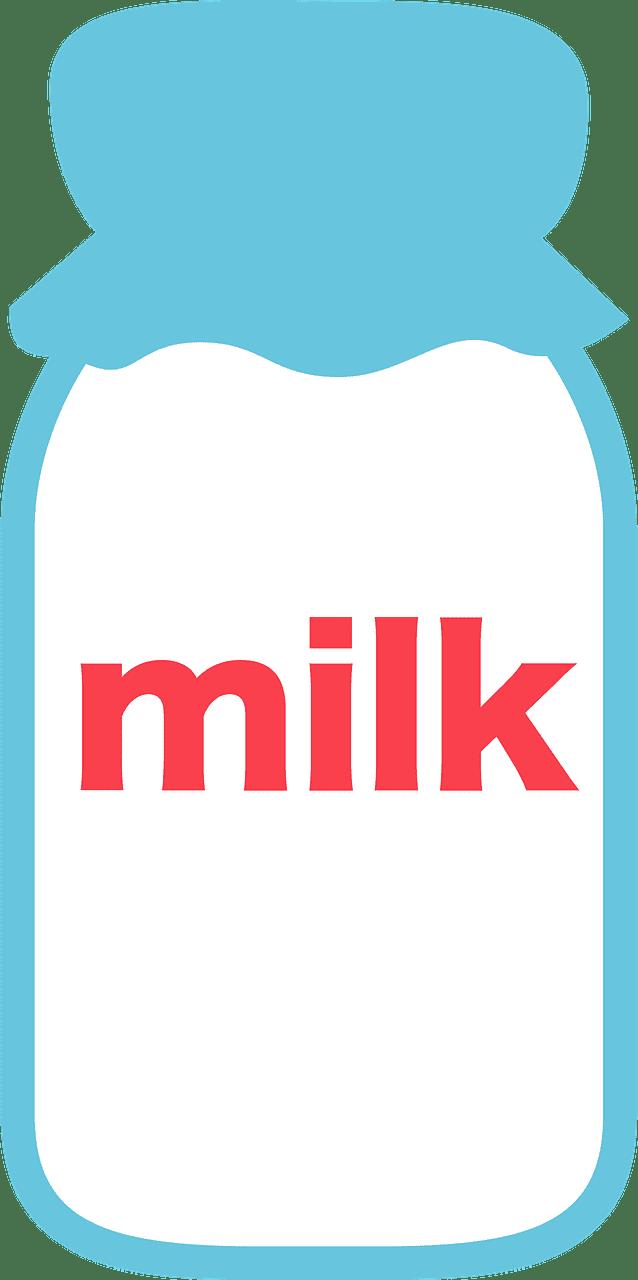 Milk clipart transparent 12