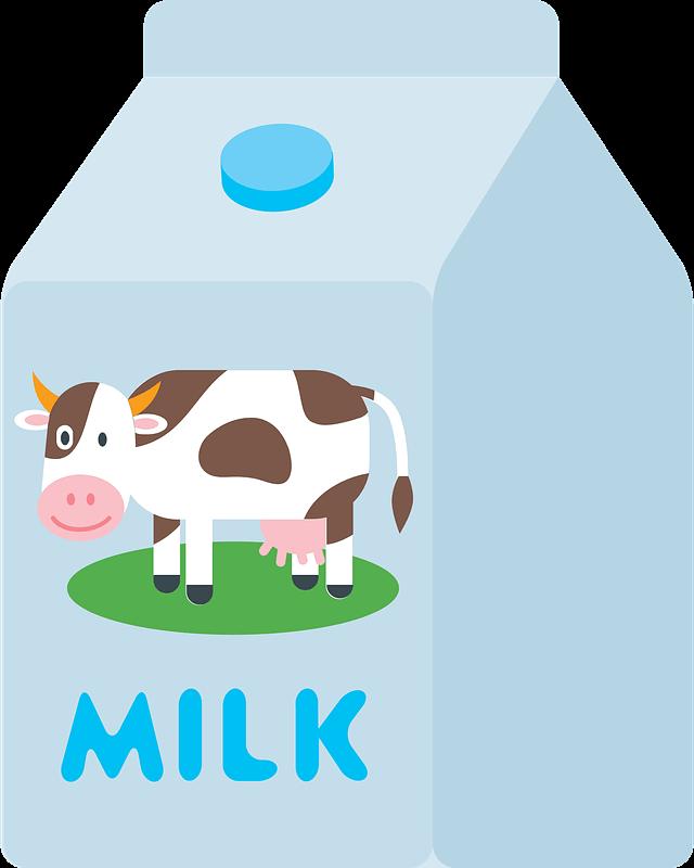 Milk clipart transparent 3