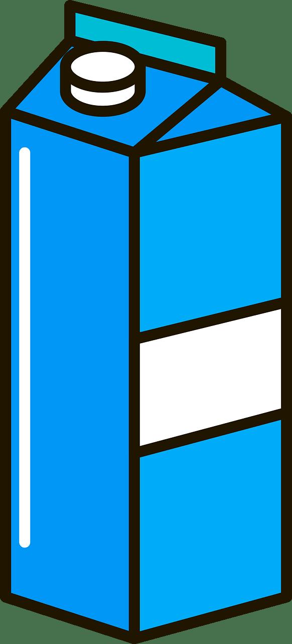 Milk clipart transparent 4