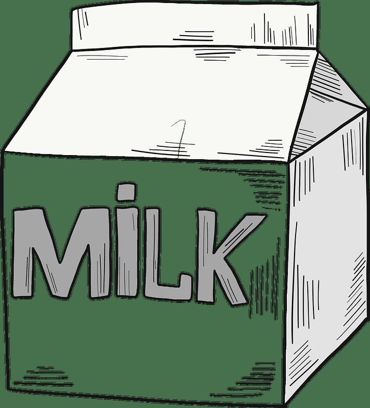 Milk clipart transparent background 5