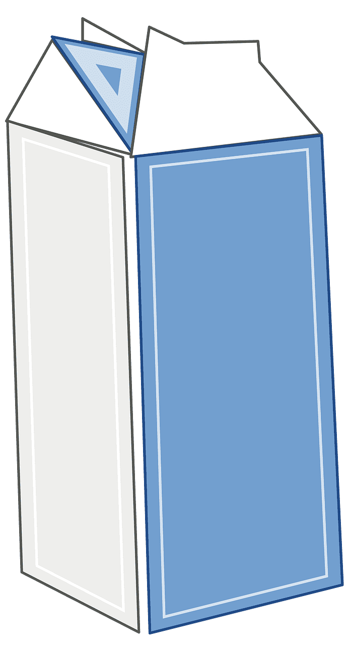 Milk clipart transparent background 9
