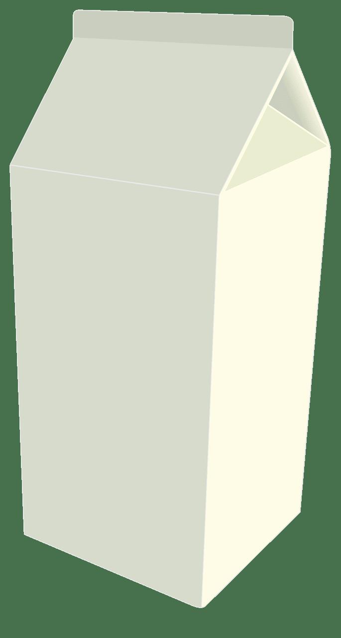 Milk clipart transparent free
