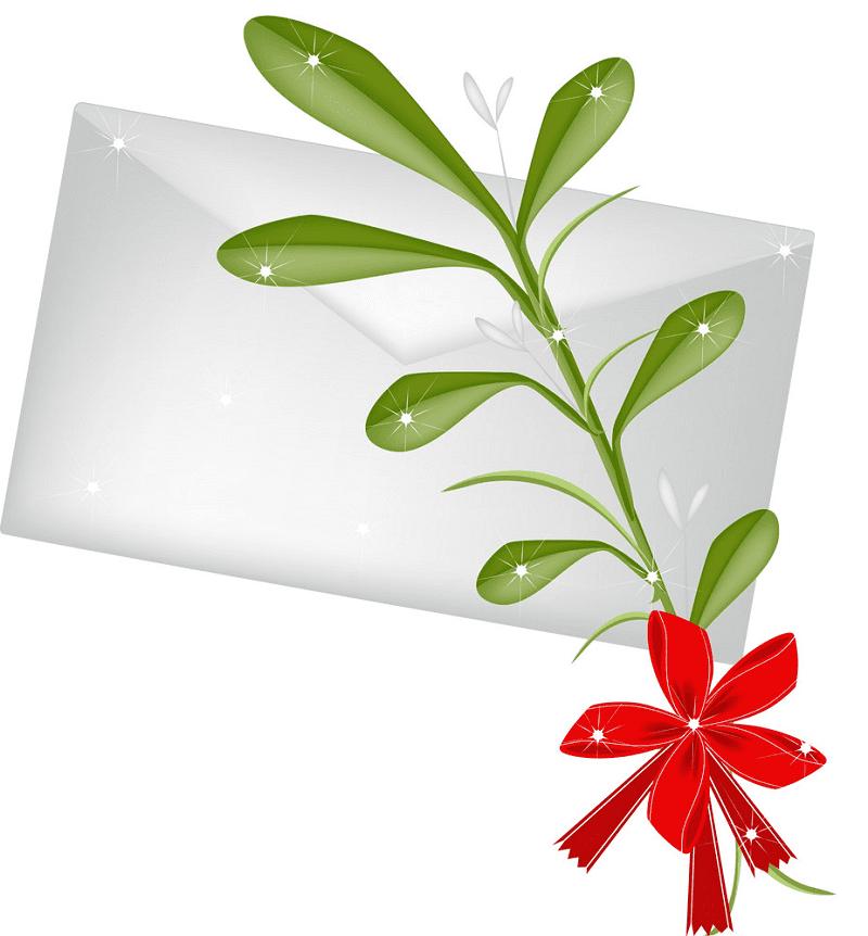 Mistletoe clipart 10