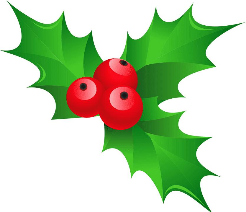 Mistletoe clipart images