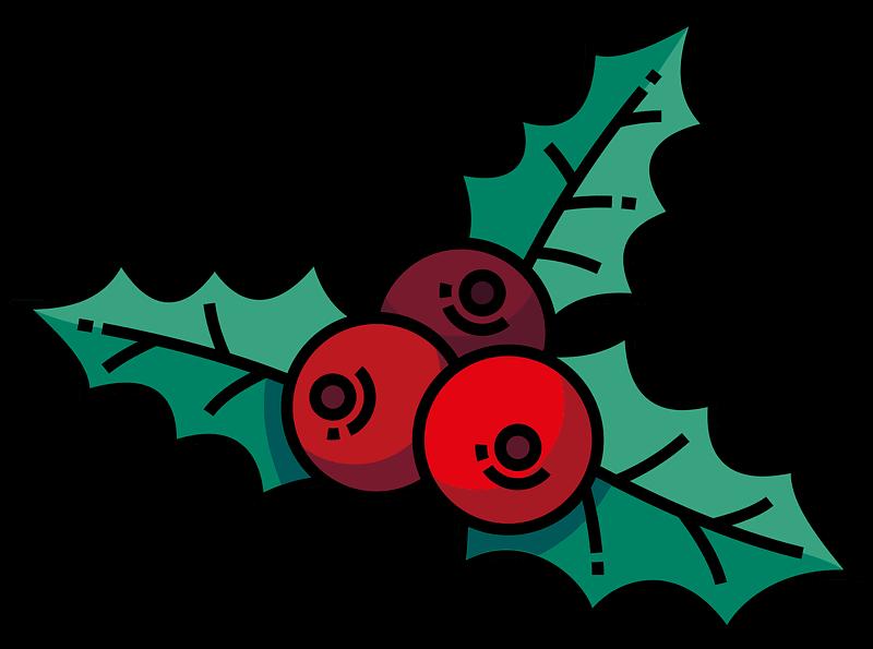 Mistletoe clipart transparent 5