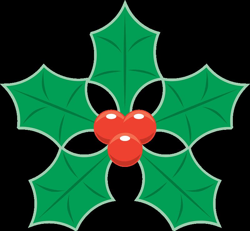 Mistletoe clipart transparent 6