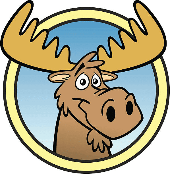 Moose Head clipart png images