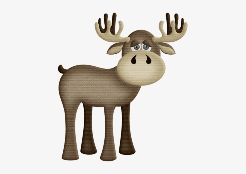 Moose clipart free 3