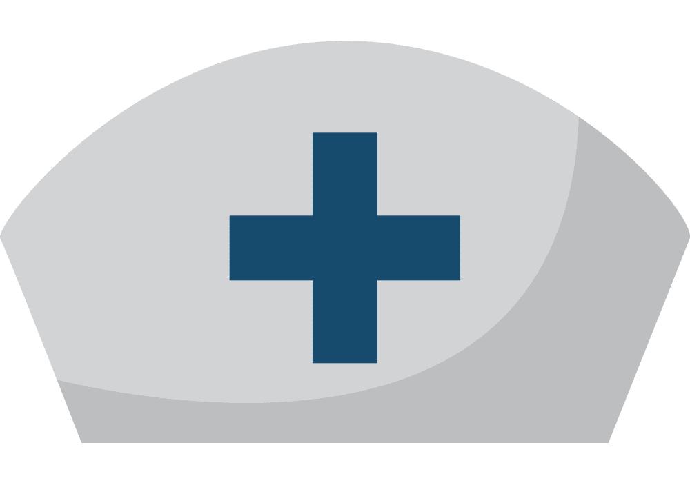 Nurse Hat clipart 4